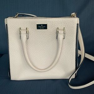 Kate Spade cream purse